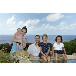 Guana Bay Morning, St.Martin,  Jean Vallette Family Photography