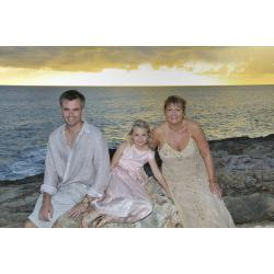 Jean Vallette Family Photography in St.Martin, Williamson Family