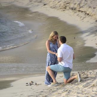 Proposal, Engagement.. Jean Vallette Photography