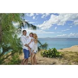 Jean Vallette Family Photography in St.Martin, Alperti Family