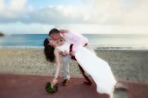Jean Vallette Wedding Photography SXM - Christine and Peter