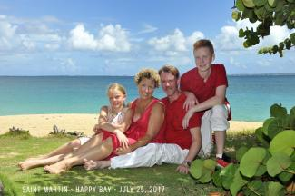 Justus Family Happy Bay 2017